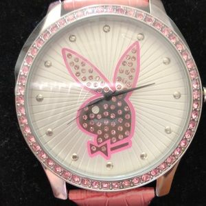 🎀💋🎀 NWT AUTHENTIC PLAYBOY WATCH. NEVER WORN💋